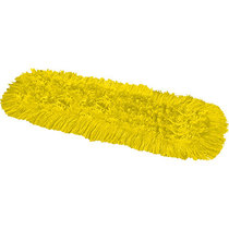 Synthetic Dual Dust Control Mop Head Yellow 60CM