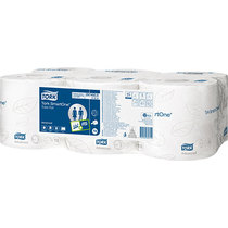 Tork SmartOne Toilet Tissue Roll White