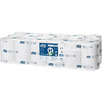 Tork Coreless Mid-Size Toilet Tissue Roll 900 Sheet Case 36