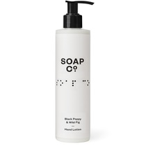 The Soap Co Poppy & Fig Hand Lotion