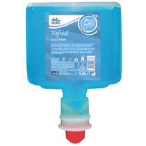 Deb Refresh Azure Foam Touch Free Wash 1.2 Litre Case 3