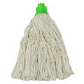 CleanWorks Twine Socket Mop Green No 12 Pack 10