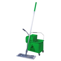 CleanWorks MicroClean Complete System Kit Green