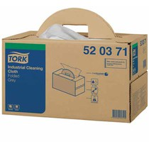 Tork Industrial Cleaning Cloth Handy Box
