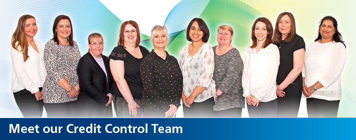 Meet the Credit Control Team