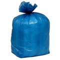 Blue Plastic Sack
