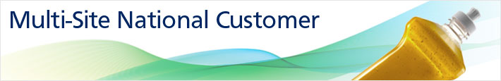 Welcome to the Multi Site National Customer Hub
