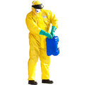 96780 KLEENGUARD* A71 Chemical Spray Protection Coveralls Hooded