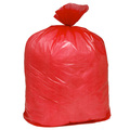 Red Plastic Sack