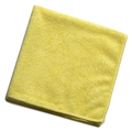 CleanWorks Microfibre Cloth Yellow 40x40CM
