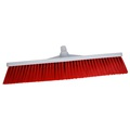 Interchange Hygiene Broom Soft Red