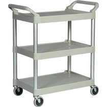 Rubbermaid Light Duty Utility Trolley