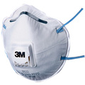 3M 8822 Cup Shaped Valved Respirator FFP2