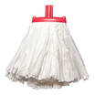 CleanWorks EX Kentucky Non Woven Mop Red