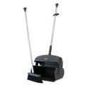 Vikan Closed Dustpan Set c/w Broom & Squeegee