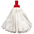 CleanWorks EX Non Woven Socket Mop Red