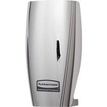 Rubbermaid TCell Dispenser Chrome