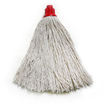 CleanWorks Twine Socket Mop Red No 16