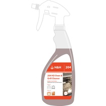 H&H 204 HD Oven & Grill Cleaner RTU