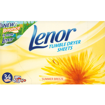 Lenor Summer Tumble Dryer Sheets