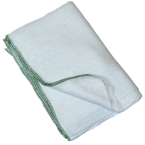 CleanWorks Stockinette Dishcloth Green