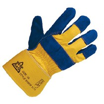 KeepSAFE Superior Chrome Leather Rigger Glove