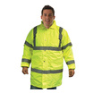 KeepSAFE High Vis Yellow Safety Jacket (Medium)