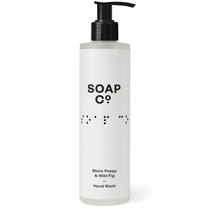 The Soap Co Poppy & Fig Hand Wash