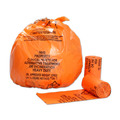 PTD NHS Orange Clinical Waste Sack