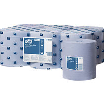 Tork Basic Paper Centrefeed Blue 2 Ply 150M Case 6