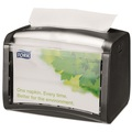 Tork Xpressnap Tabletop Napkin Dispenser Black