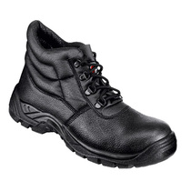 Tuf D Ring Chukka Safety Boot with Midsole - Size 6
