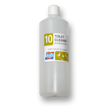 Cleanline Super Toilet Cleaner Angled Bottle (Empty)