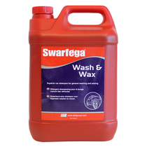 Swarfega Powerwash & Wax Car Shampoo
