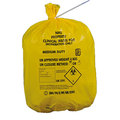 Clinical Waste Sack Yellow 8KG