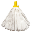 CleanWorks EX Non Woven Socket Mop Yellow 120G Pack 10