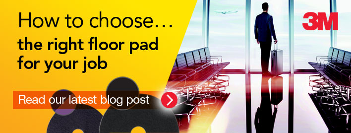 How to choose the right floor pad