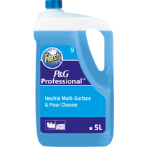P&G 9 Neutral Multi Surface & Floor Cleaner