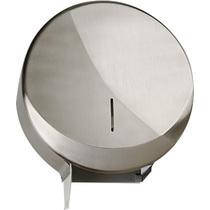 Futura Mini Jumbo Toilet Roll Dispenser Stainless Steel
