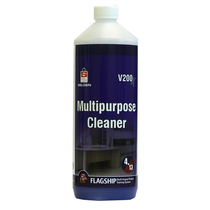 V200X Multi Purpose Cleaner 1 LItre Case 12
